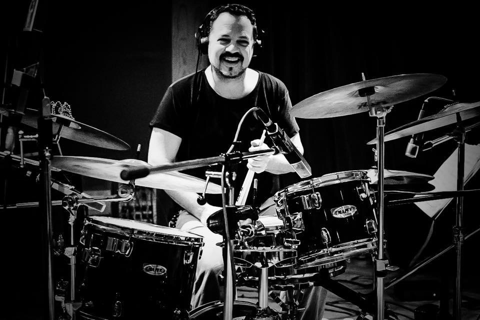 Santiago Aquista - batería