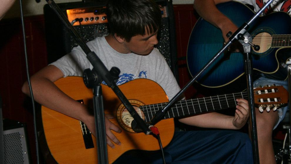 Curso de guitarra clásica