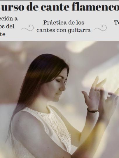 Curso Cante Flamenco (Medio)